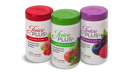 Juice PLUS+® Children health study