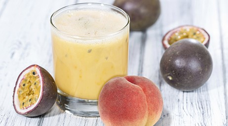 Peach Passion Fruit